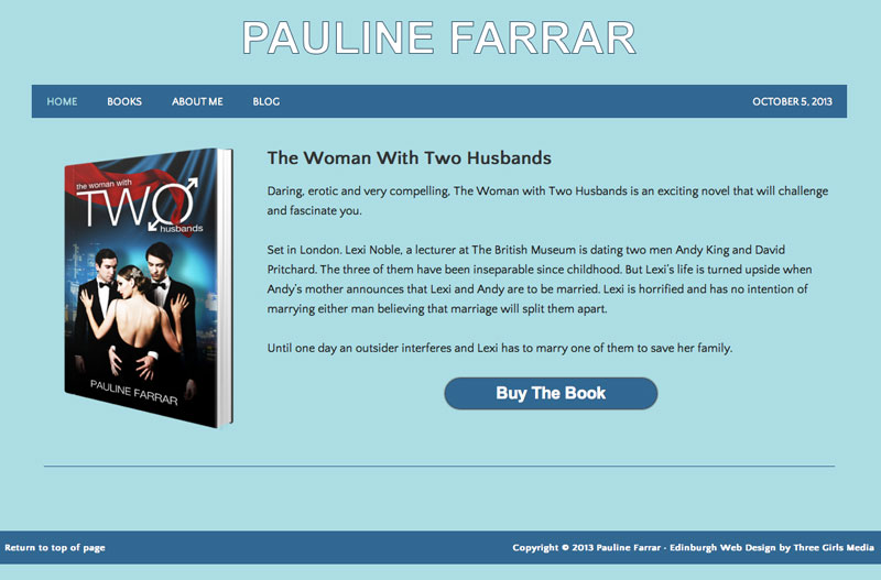 Pauline-Farrar-Home-Page