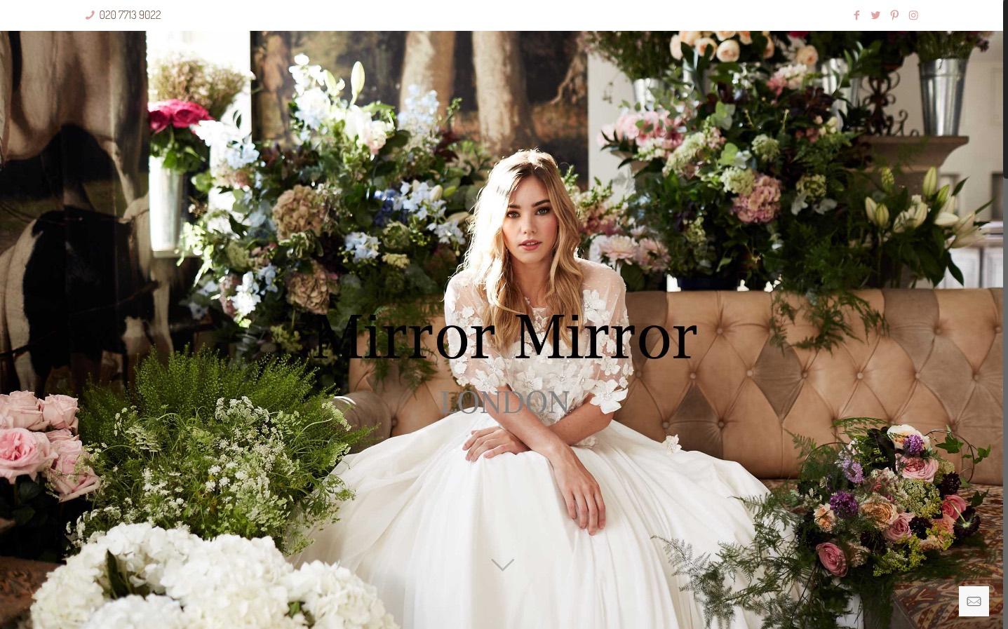 Mirror Mirror Bridal Boutique - Three Girls Media
