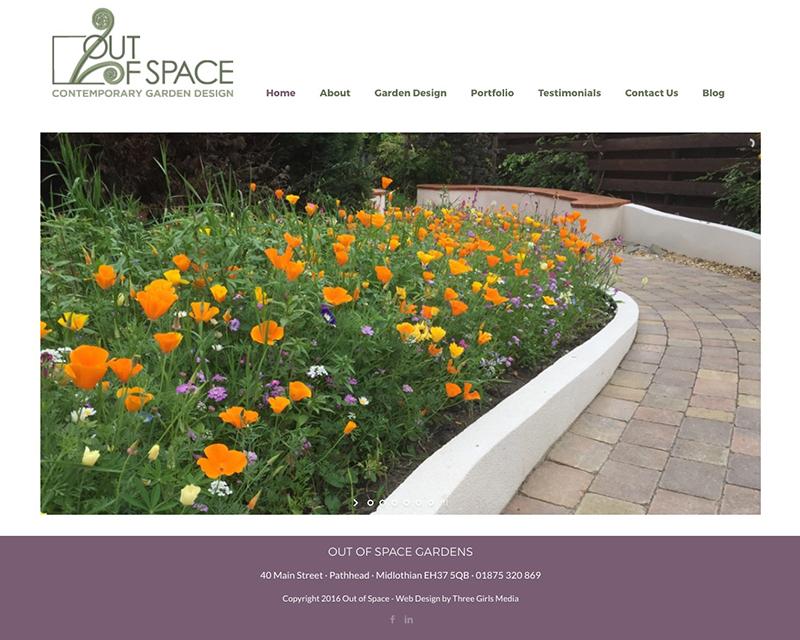 Website Design For Gardening Companies Landscape Designers And Impressive Garden Design Companies