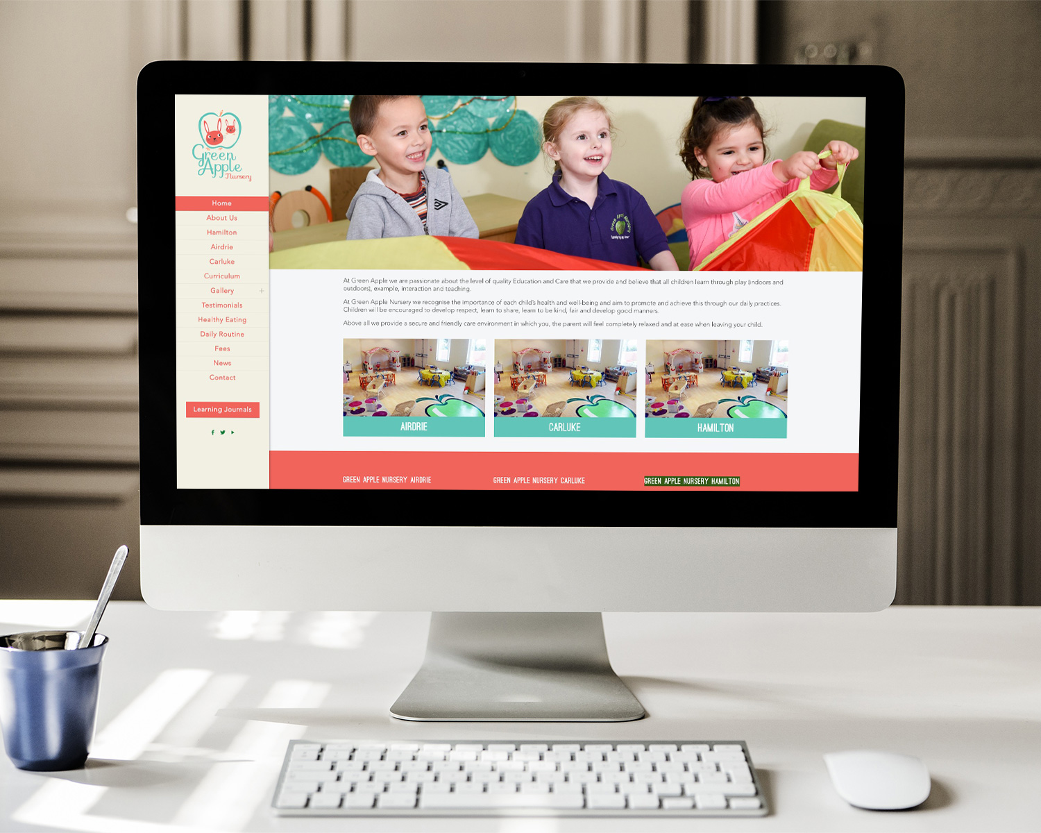 Day-Nursery-Web-Design-for-Green-Apple