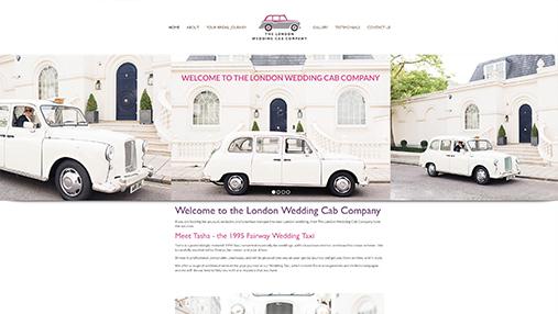 Austin Cab Company >> The London Wedding Cab Company Three Girls Media