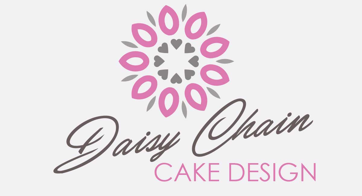Coulsdon-Logo-Design-for-Daisy-Chain-Cake-Design_Three-Girls-Media