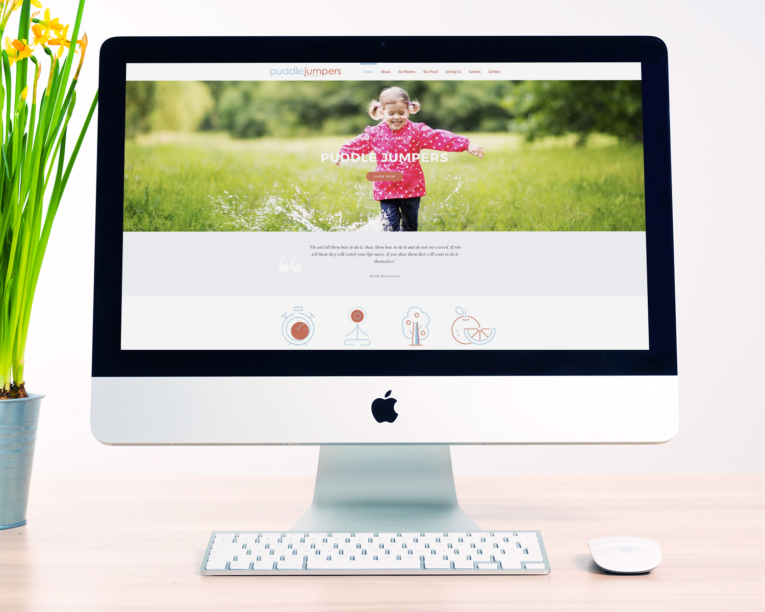 Nursery-Website-Design-for-Puddle-Jumpers-Nursery-by-Three-Girls-Media